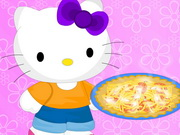 Hello Kitty Summer Tomato Pie Game
