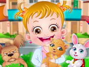 Baby Hazel Pet Hospital 2 Game