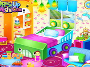 Realistic Baby Room Decoration Game