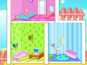 Princess Mia's Room Game