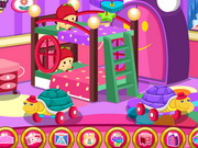 Twin Baby Decoration Game Game
