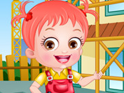 Baby Hazel Architect Dressup Game