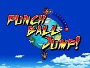 Punch Ball Jump Game