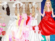 Barbie Vintage Bride Dressup Game