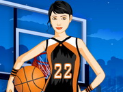 Basketball Dressup Game