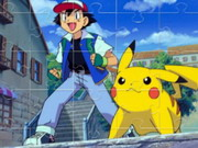 Pokemon Jigsaw Game