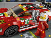 Lego Car Hidden Stars Game