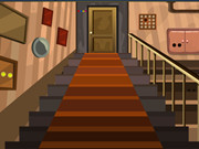 Genie 3 Stairs Escape Game