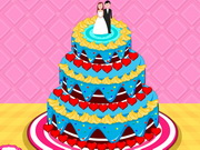 Anna's Delicious Wedding Cake Game