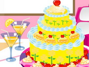 Cinderella S Wedding Cake Game