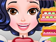 Snow White Dental Care Game