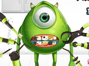 Monster Eye Tooth Problems Game