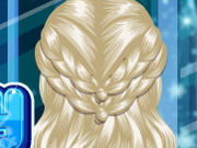 cartoon , design , frozen , hair , makeover , princess , skill , elsas , lovely , braids