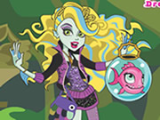 cartoon , dress up , makeover , monster high , monster , high , lagoona