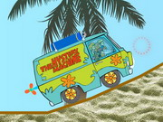 Scooby Doo - Mystery Machine Ride 3 Game