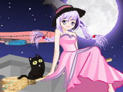Witch In The City Game