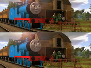 cartoon , driving , puzzle , thomas , transport , differences