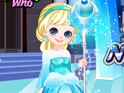Elsa's New Staff Game