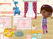 Doc Mcstuffins Kitchen Game