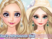 Elsa's Afternoon Tea