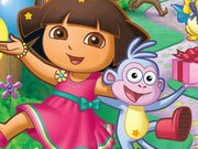 Dora Hidden Stars Game