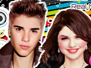 Selena And Justin Real Makeover Game