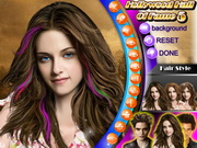 celebrity , dress up , make up , makeover , twilight , stars