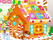 Epic Gingerbread House Game