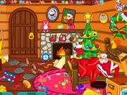 Clean Up For Santa Claus 2 Game
