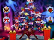 Spooky Christmas Tree Decoration Game