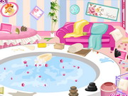 Clean Up Spa Salon Game
