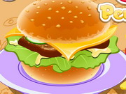 Cooking Perfect Burger Game