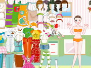 Cooking Class Dress Up Game