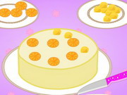 How To Bake An Orange Crunch Cake Game