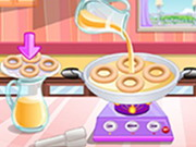 Donuts Cooking Games Game