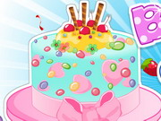 Birthday Cake Cooking Game