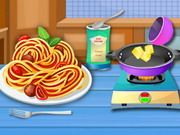 Delicious Chicken Pasta Game