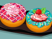 Cooking Frenzy: Homemade Donuts Game