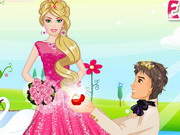 Princess Engagement Game