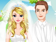 Wedding On Valentine's Day Dress Up Game