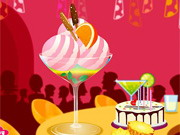 Ice Cream Cocktail Game