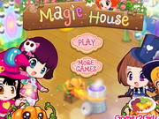 Magic House Game