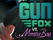 Gunfox Vs Monster Boss Game