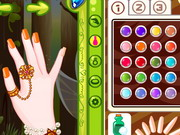 Fairy Nail Art Game