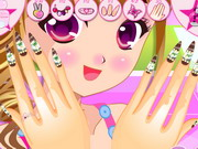 Alice Nail Salon Fun Game