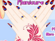 Sophie Beautiful Manicure Game