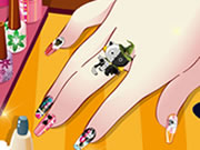 Witch To Beauty Manicure Game