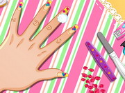 Diy Nail Art Designs Game