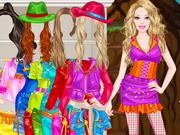 Barbie Indiana Jones Dressup