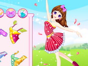 Dancing Spring Girl Game